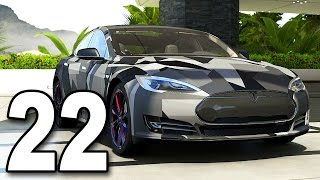 Forza 6 - Part 22 - Tesla Model S P85D (Let