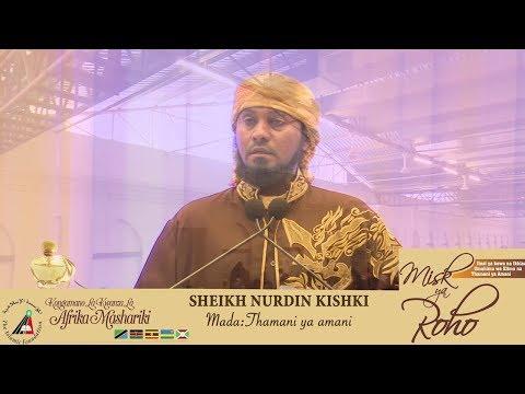 Misk ya Roho | Thamani ya Amani | Sheikh Nurdin Kishki