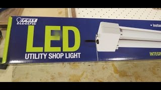 Feit Electric 38W LED Shoplight From Costco