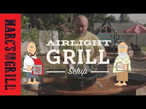 Motg Airlight Grill Setup