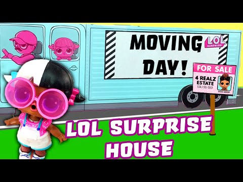 Download Lol Surprise Dolls New Girl At School Featuring Sugar Queen
