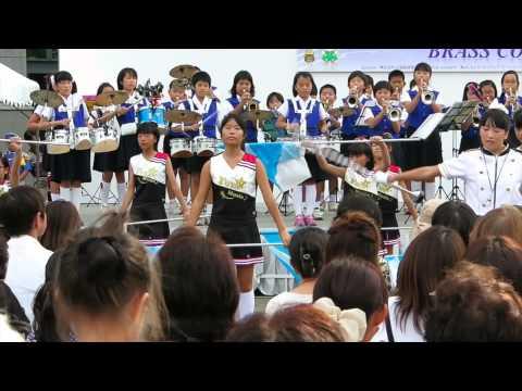 堺スチューデントブラスコンサート_熊野小学校