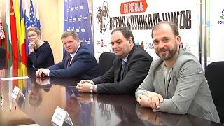 """Пресс-конференция по фестивалю """"Время колокольчиков"""""""