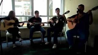 Apresentação De Violão - Escola Jovem De São José 3