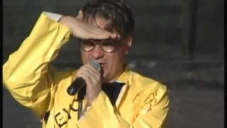 Devo - Blockhead - Live 1996 Lollapalooza