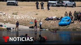 CRÍSIS MIGRATORIA, CERCAN Y DEPORTACIONES A LOS HAITIANOS