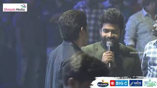 Indian Idol Winner Singer Revanth Live Song Performance At  Majili Pre Release Event