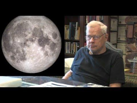 La luna ha oltre 250 milioni di cittadini, sostiene un ex CIA