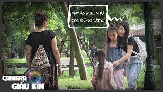 Ứa Nước Mắt Cảnh Rich Kid Khinh Bạn Nghèo   KỸ NĂNG SỐNG   Camera giấu kín