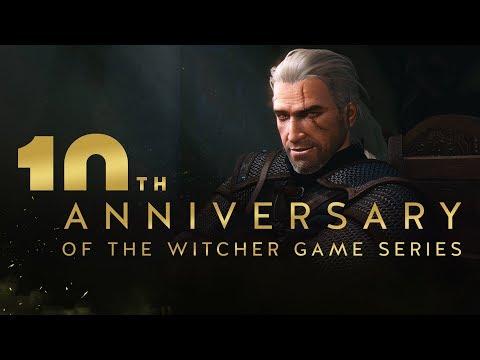 10 let videoherního Zaklínače