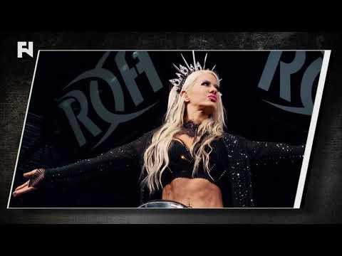 Angelina Love vs. Willow vs. Miranda Alize, OGK vs. Horus & Bandido,   ROH Tues. at 10 p.m. ET