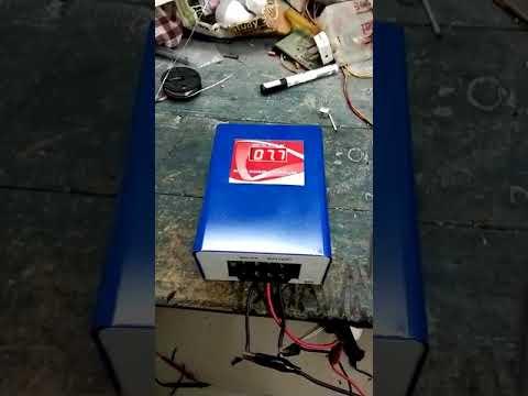 Solar Digital Solar Charge Controller 30a 24 v (7 Segment Display)