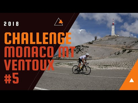 Challenge Nice - Mont Ventoux 2021
