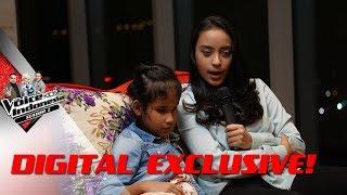 HARU DIBALIK PERJUANGAN ZIZI & SHAKIRA   SECRET STORY #2   The Voice Kids Indonesia S2 GlobalTV 2017