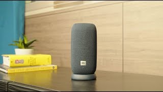 YouTube Video zguAK9ubrt8 for Product JBL Link Music & Link Portable Wireless Speakers by Company JBL in Industry Speakers