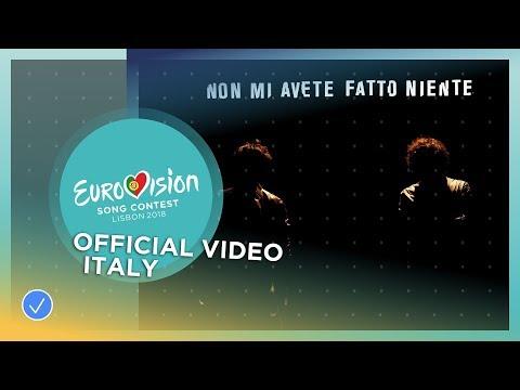 , title : 'Ermal Meta e Fabrizio Moro - Non Mi Avete Fatto Niente - Italy - Official Music Video'