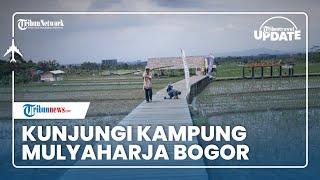Menikmati Indahnya Kampung Mulyaharja di Bogor, Bisa Belajar Berbagai Hal Soal Pertanian