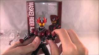 S.H.Figuarts Kamen Rider Agito Burning Form Review