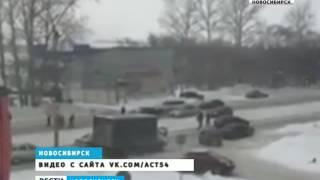 Две группировки устроили перестрелку в Новосибирске