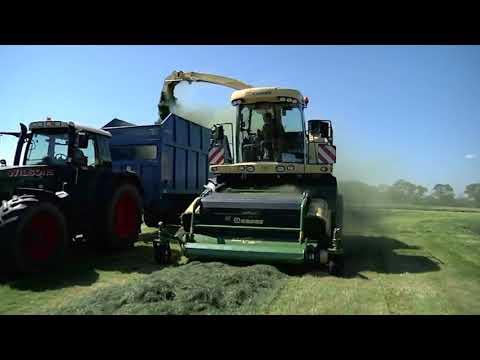 GRASSMEN - Wilson Farming - Harry still dreams of being a contractor...