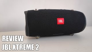 jbl charge 4 vs xtreme 2 unboxing - TH-Clip