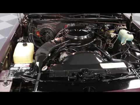 Video of '85 Monte Carlo SS - LHNI