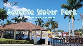 Summer 2019: Batangas Beach Resort   Aquria Water Park
