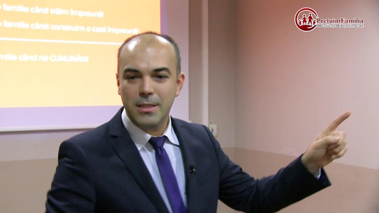 Cele 5 întrebări esențiale pentru orice familie - Gabriel Braic (workshop)