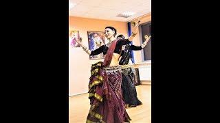 Tribal  ATS новая группа в школе танцев МАРТЭ