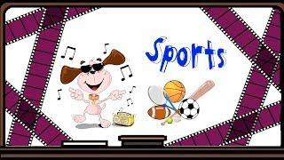 "Sports Rhyme - Стихотворение на тему ""Спорт"""