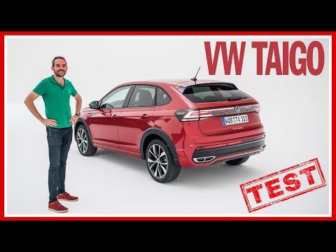 VW Taigo R-Line (2021): Der bessere T-Cross? Preis, Ausstattung, Sitzprobe - REVIEW