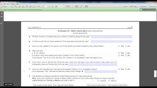 International Tax Planning with Form 1040NR for the Non-Resident Alien