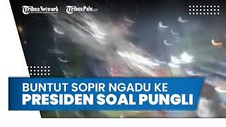 Buntut Sopir Ngadu ke Presiden soal Pungli, Preman Tanjung Priok Marah Pecahkan Kaca Truk-truk Lewat