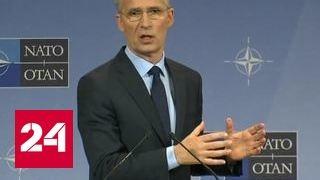 """""""Факты"""": в НАТО ждут Тиллерсона"""