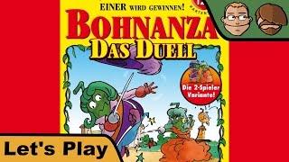Bohnanza - Das Duell - Kartenspiel - Let s Play