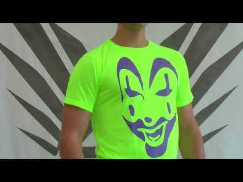 Neon krocha jumpStyle Clubwear FancyBeast Shirt FB150