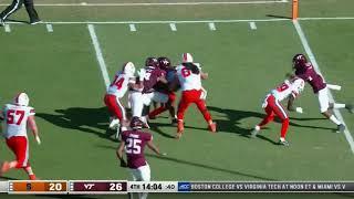 Highlights | Syracuse at Virginia Tech