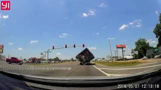 Аварии с участием грузовиков 2018 18+ | Car Crash compilation 2018
