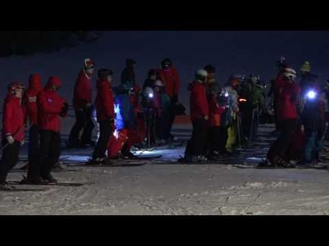 Detská Jazda Ohňa 2017, Ski Opalisko