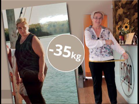 Perdere il peso in 10 kg in 3 mesi di esercizio