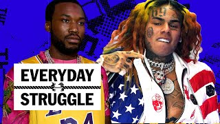 On Monday's (May 11) episode of #EverydayStruggle, Nadeska, Wayno and DJ Akademiks start off the show reacting to 6ix9ine's record-breaking Instagram Live that gained over 2 million viewers as well as his new song 'GOOBA.' Soon after, the EDS crew dives into a heated debate about 6ix9ine's intentions after his release from prison. Wayno and DJ Akademiks share their opinions on 6ix9ine's apology and his explanation for snitching. They also debate on whether or not he is gaining fame solely for his antics or his musical ability. To close out the show, the EDS trio quickly react to the latest Instagram 'Verzuz' battle between Erykah Badu & Jill Scott. They also reflect on the untimely passing of famed music executive and pioneer Andre Harrell.  Subscribe to Complex on YouTube: https://www.youtube.com/channel/UCE_--R1P5-kfBzHTca0dsnw?sub_confirmation=1  Check out more of Complex here: http://www.complex.com https://twitter.com/Complex https://www.facebook.com/complex http://instagram.com/complex https://plus.google.com/+complex/  COMPLEX is a community of creators and curators, armed with the Internet, committed to surfacing and sharing the voices and conversations that define our new America. Our videos exemplify convergence culture, exploring topics that include music, sneakers, style, sports and pop culture through original shows and Complex News segments. Featuring your favorite celebrities, authoritative commentary, and a unique voice, our videos make culture pop.