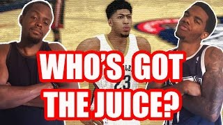 WHO'S GOT THE JUICE??! - NBA 2K15 Wager Feat. Juice