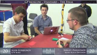 Grand Prix Moscow 2014 - Finals