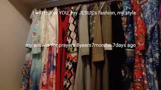 My JESUSs Fashion My Style #JESUS #Style #Fashion #Apostolic #Dress #Girlsindresses