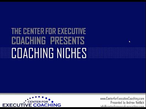Top Coaching Niches for Business Coach & Executive Coaches ...