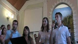 """Video thumbnail of """"Ciresarii -El ne-a iubit venind in lume"""""""