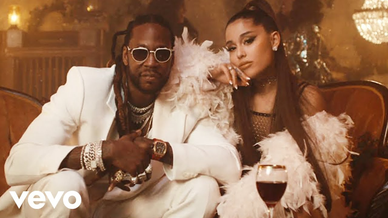 2 Chainz ft. Ariana Grande — Rule The World