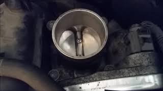 Fábia 1 2  Škrtící klapka (throttle clapen)
