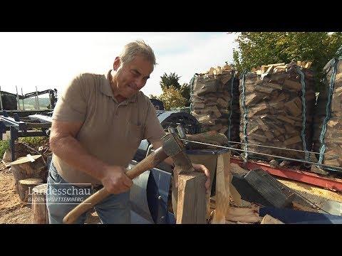 Das ist beim Kauf von Brennholz wichtig | Landesschau Baden-Württemberg
