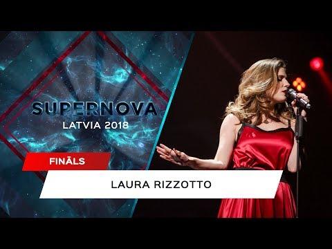 Supernova 2018 winner - Laura Rizzotto